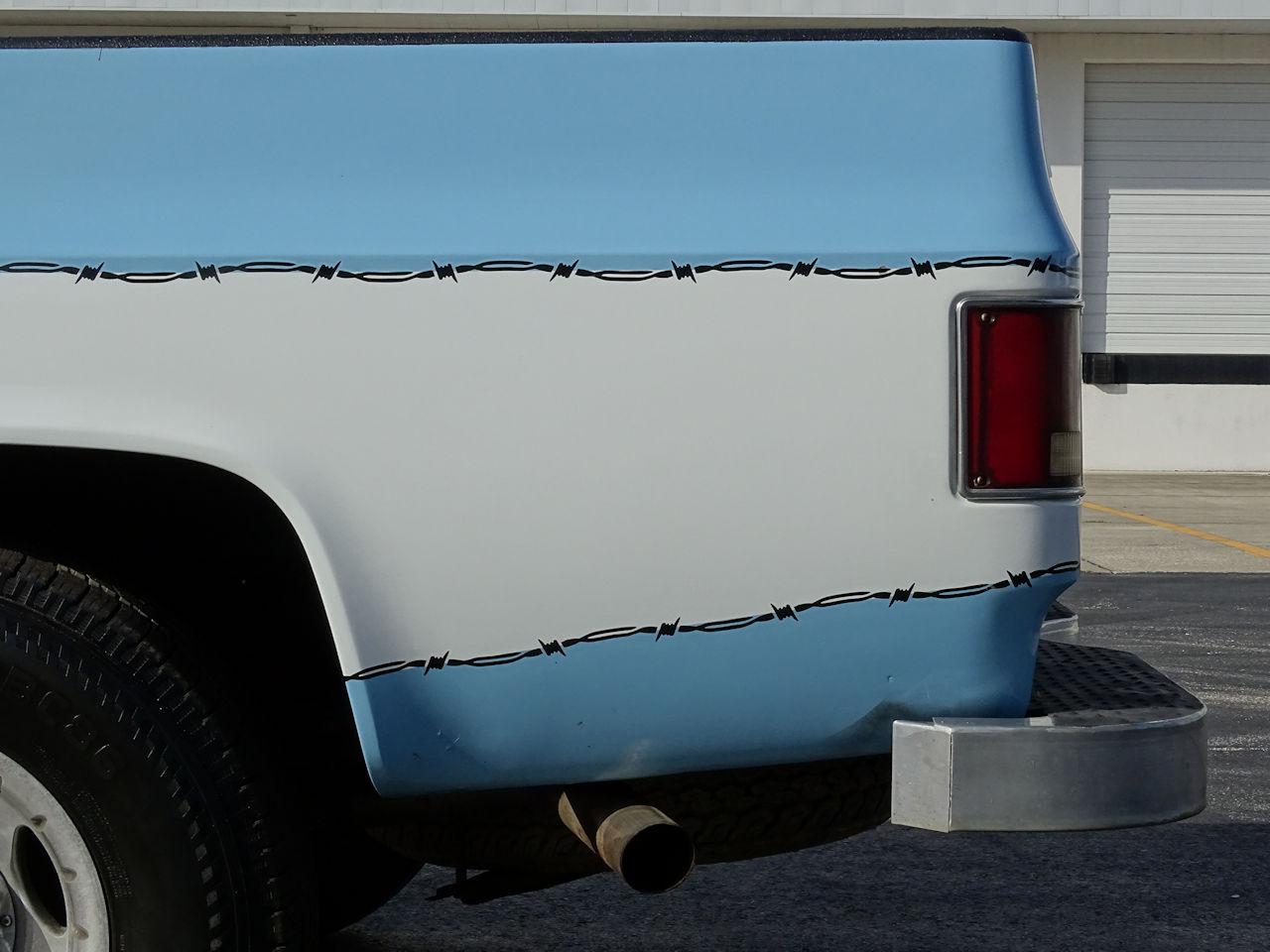 1974 Chevrolet C20 24