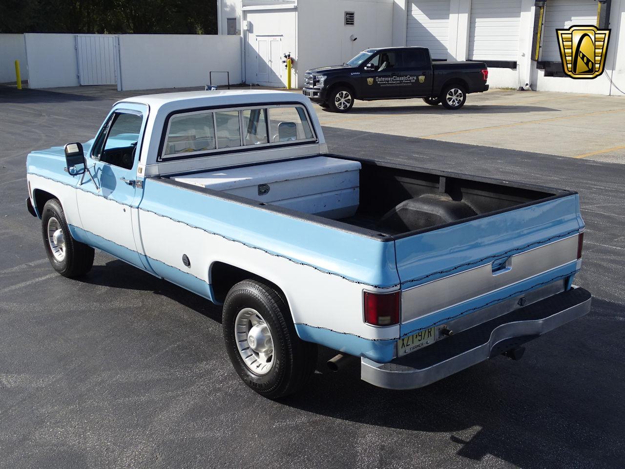 1974 Chevrolet C20 28