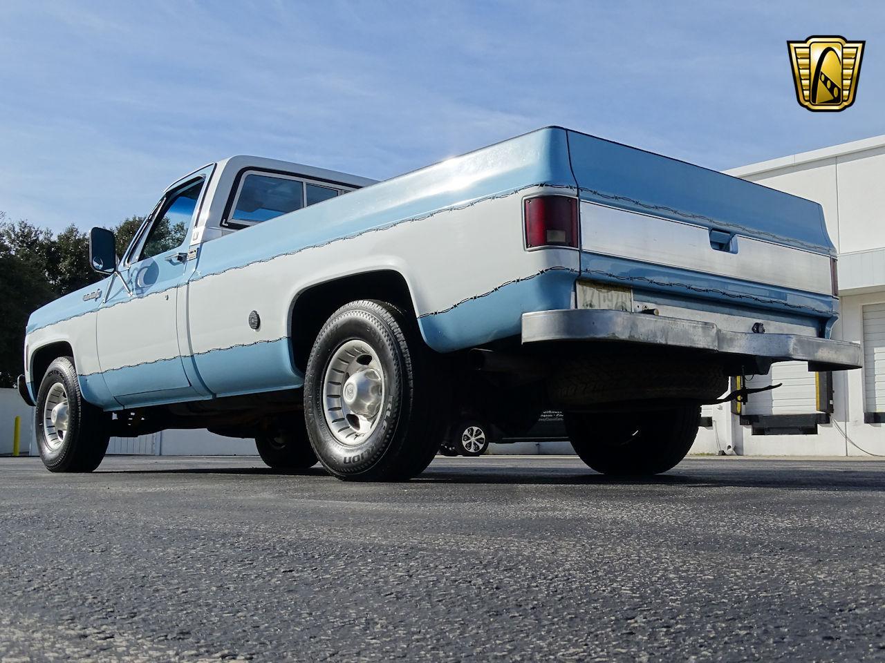 1974 Chevrolet C20 32