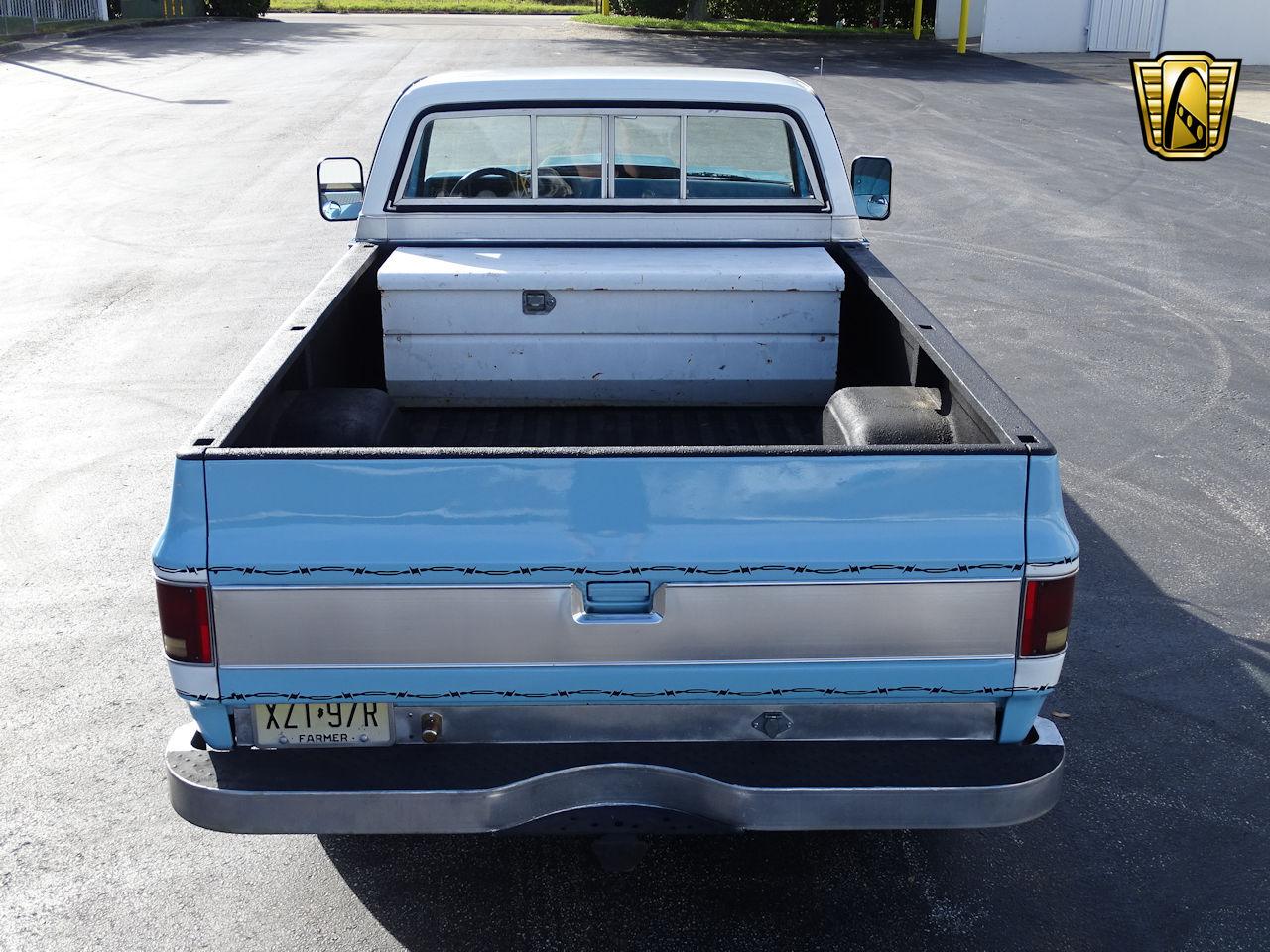 1974 Chevrolet C20 34