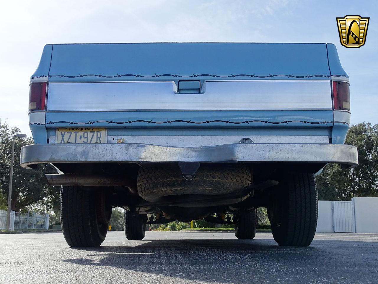 1974 Chevrolet C20 38