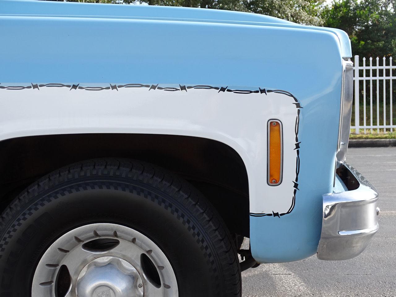 1974 Chevrolet C20 45