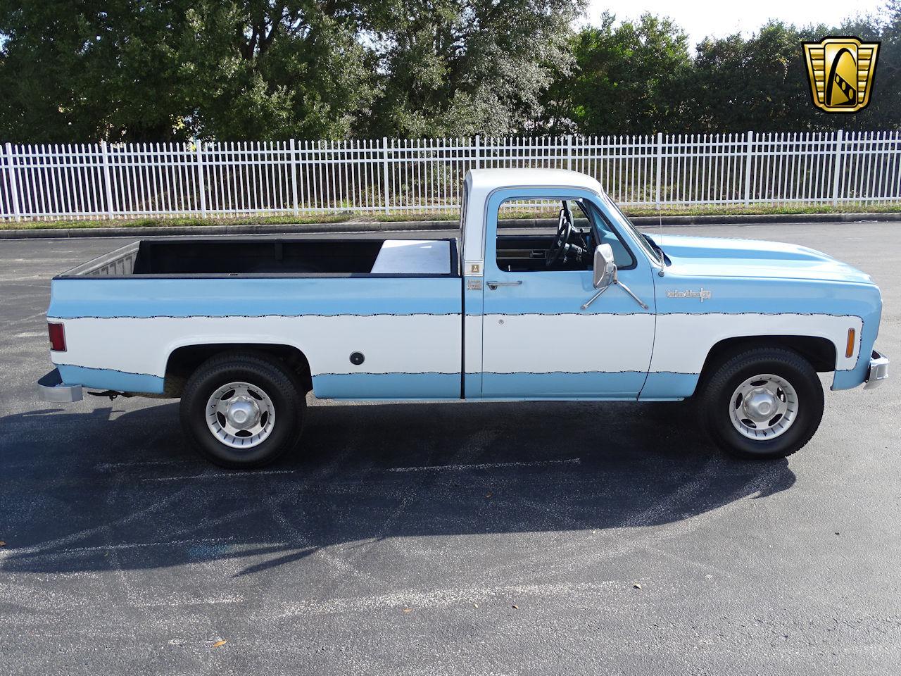 1974 Chevrolet C20 46