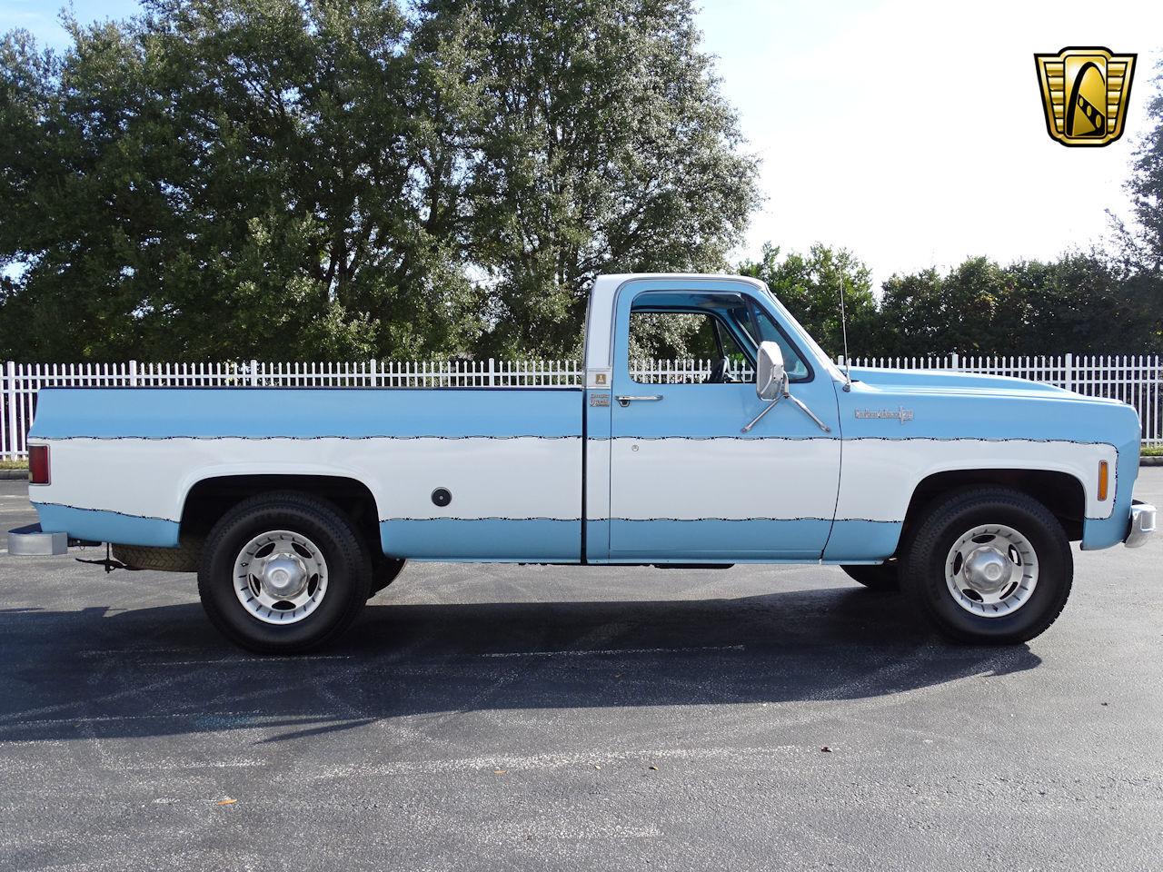 1974 Chevrolet C20 48