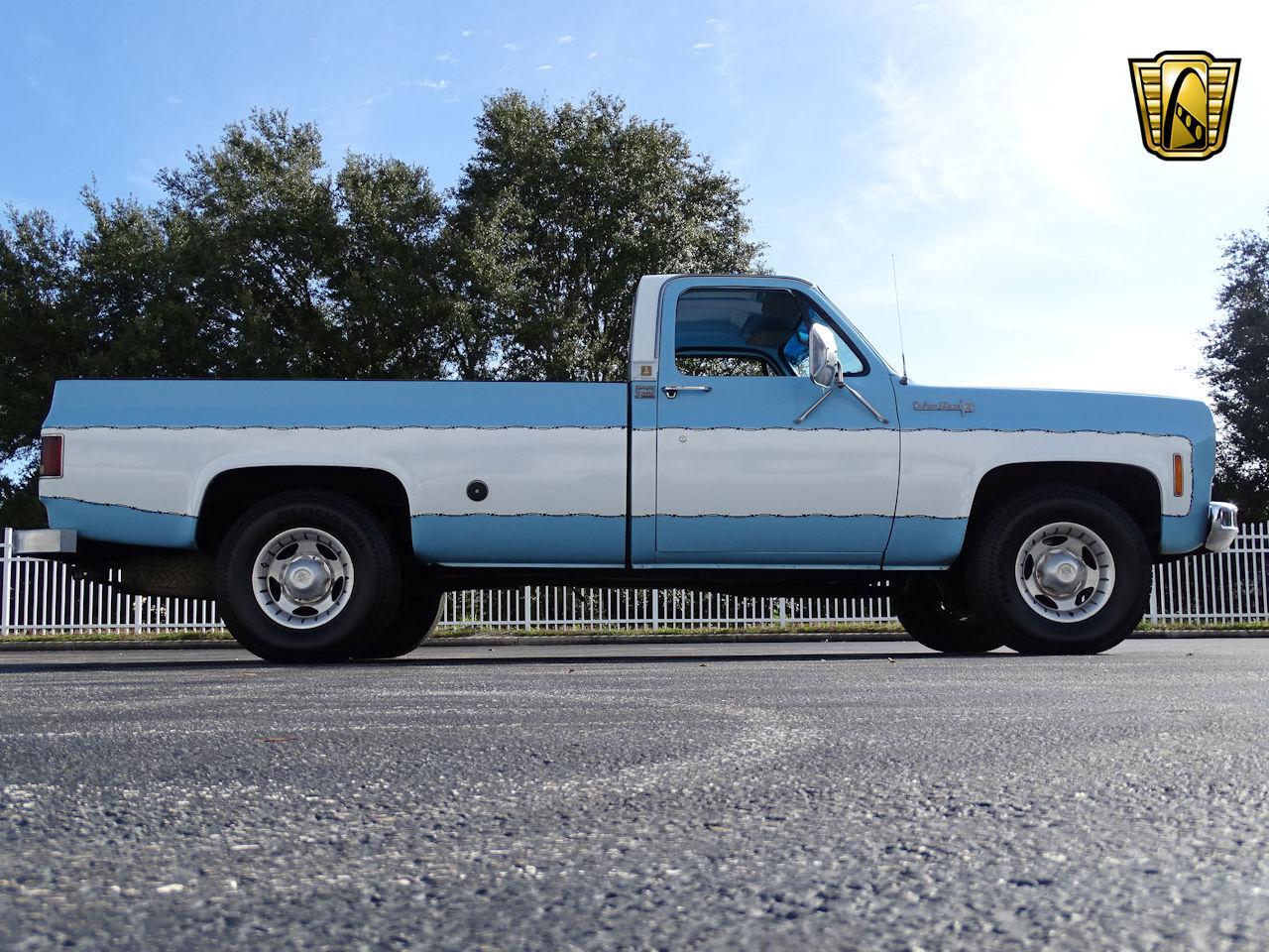 1974 Chevrolet C20 50