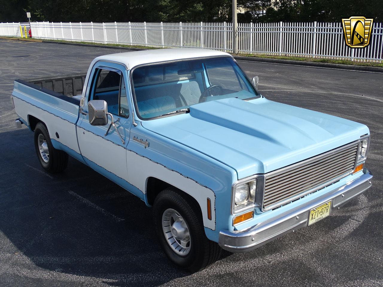 1974 Chevrolet C20 52