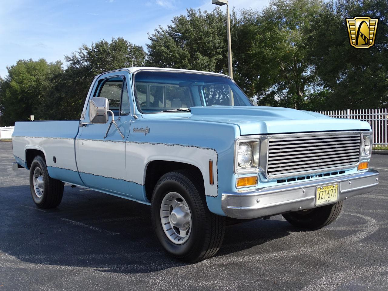 1974 Chevrolet C20 54