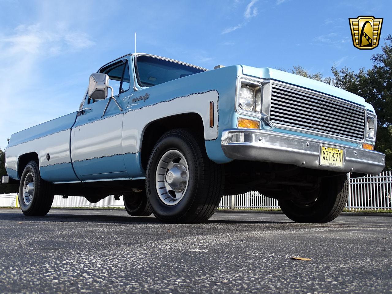 1974 Chevrolet C20 56