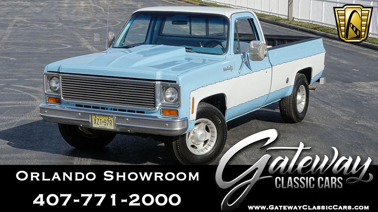 1974 Chevrolet C20