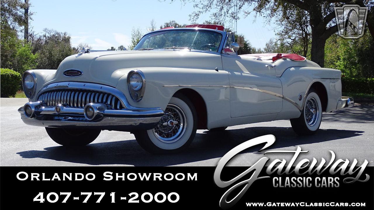 Used 1953 Buick Skylark