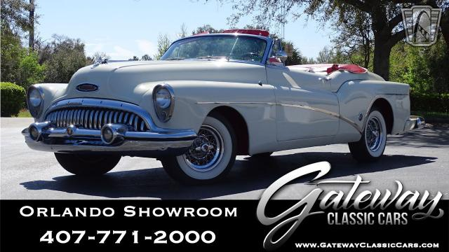 1953 Buick Skylark<br><span style='font-size: large; font-style: italic'><b>Convertible </b></span>