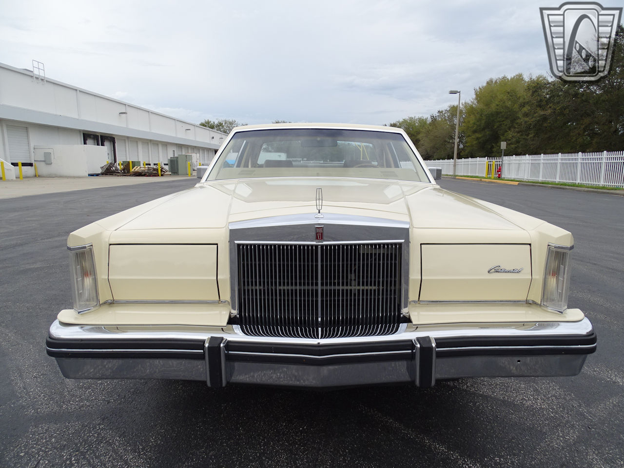 1983 Lincoln Continental 7