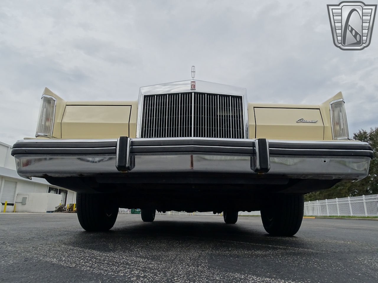 1983 Lincoln Continental 11