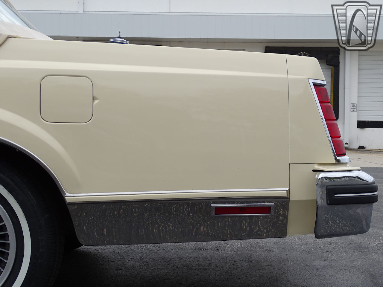 1983 Lincoln Continental 33