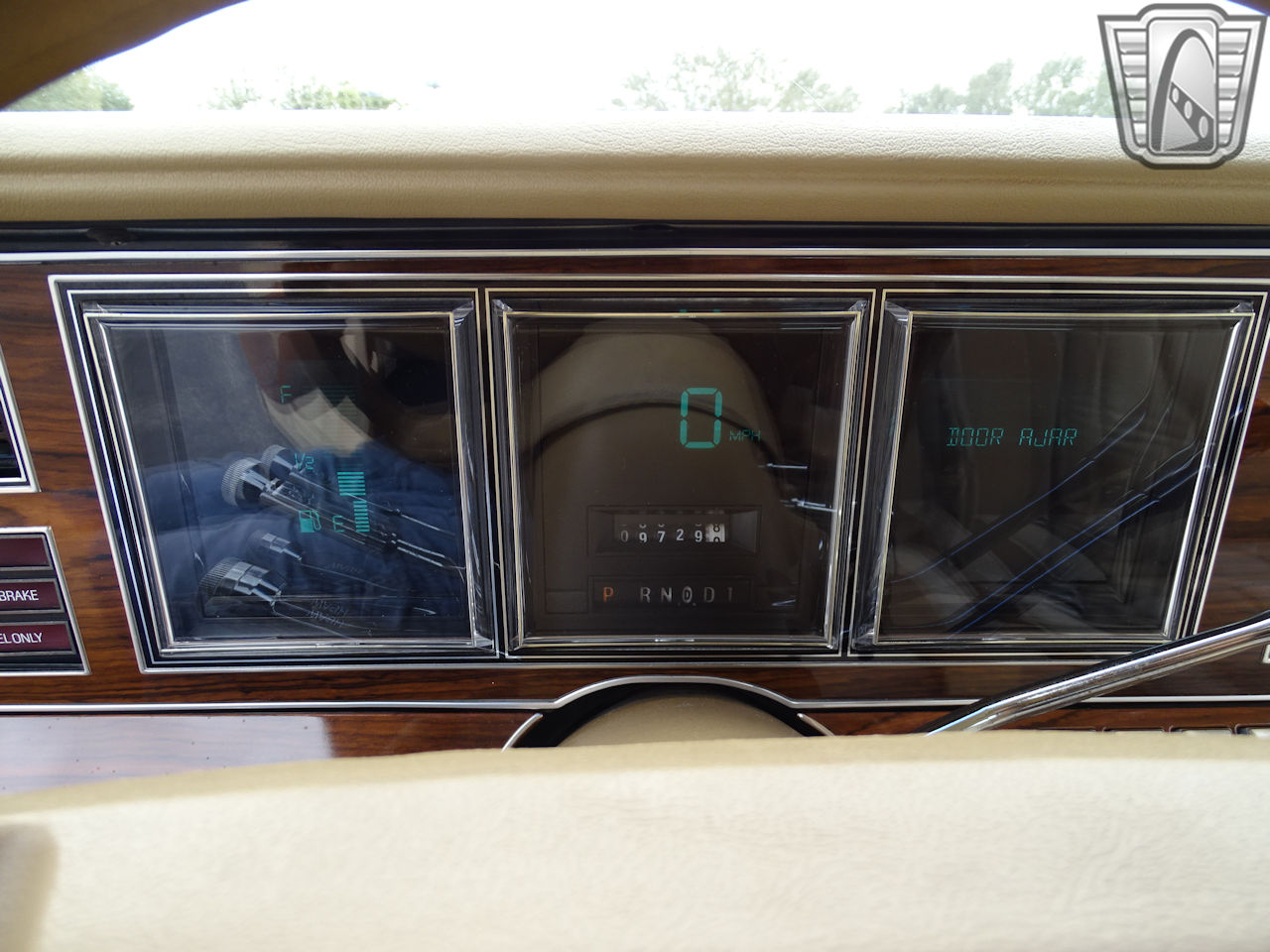 1983 Lincoln Continental 43
