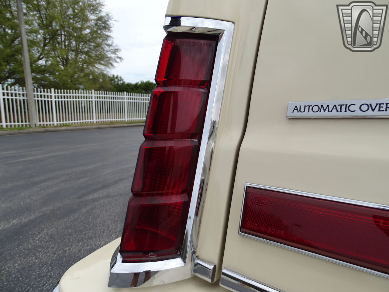 1983 Lincoln Continental 58
