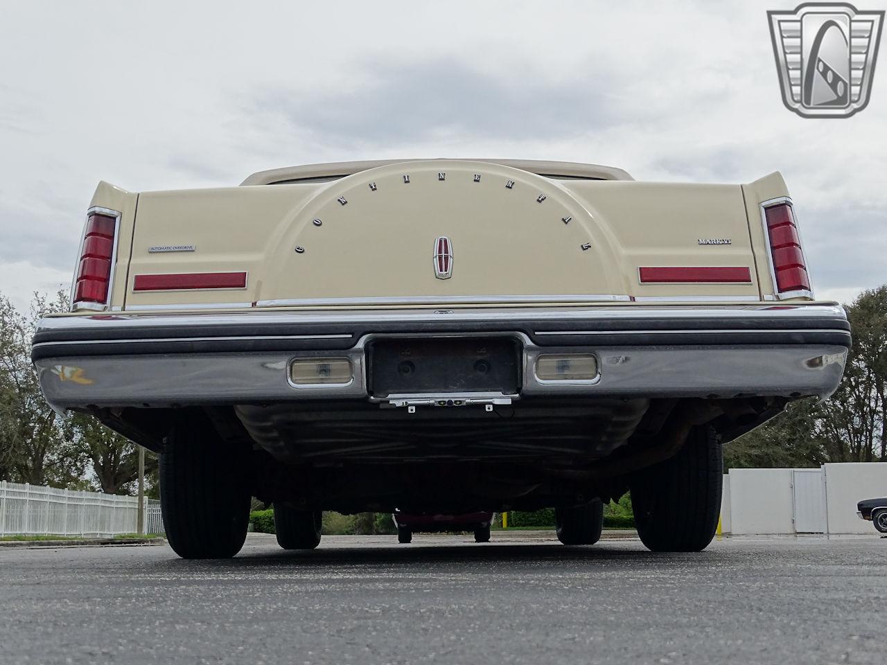 1983 Lincoln Continental 60