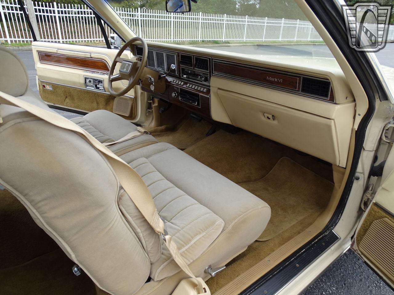 1983 Lincoln Continental 63