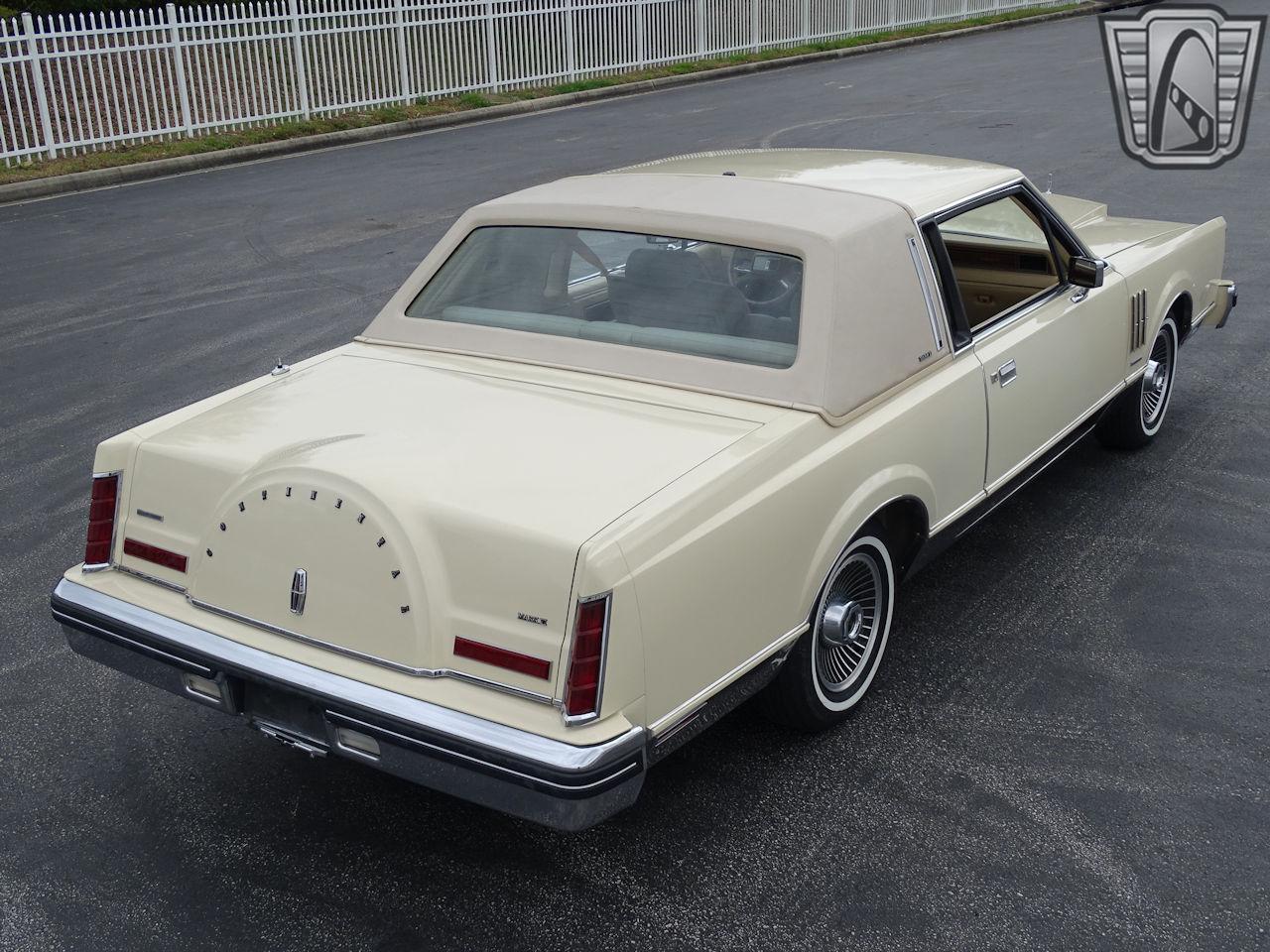 1983 Lincoln Continental 64