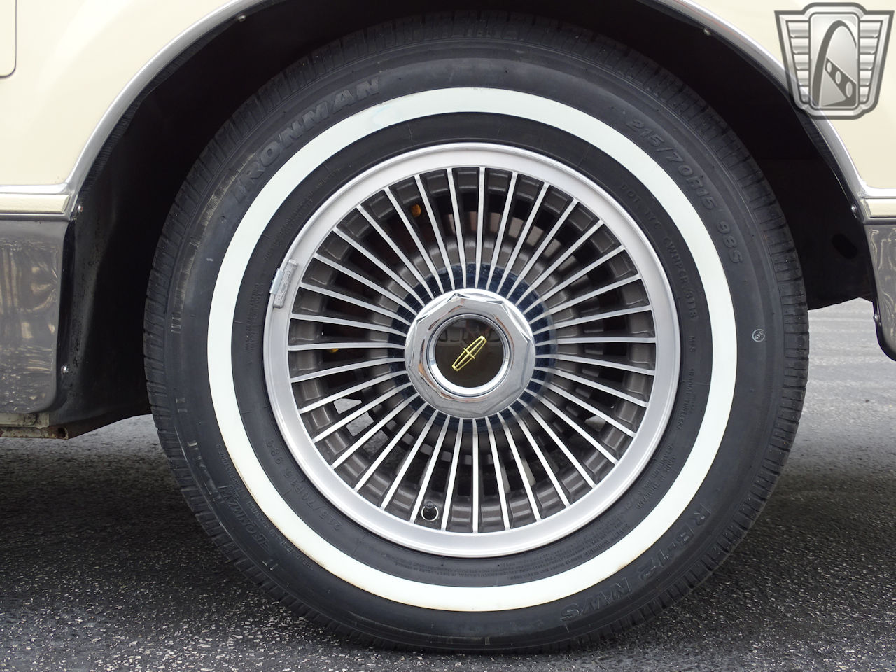 1983 Lincoln Continental 69