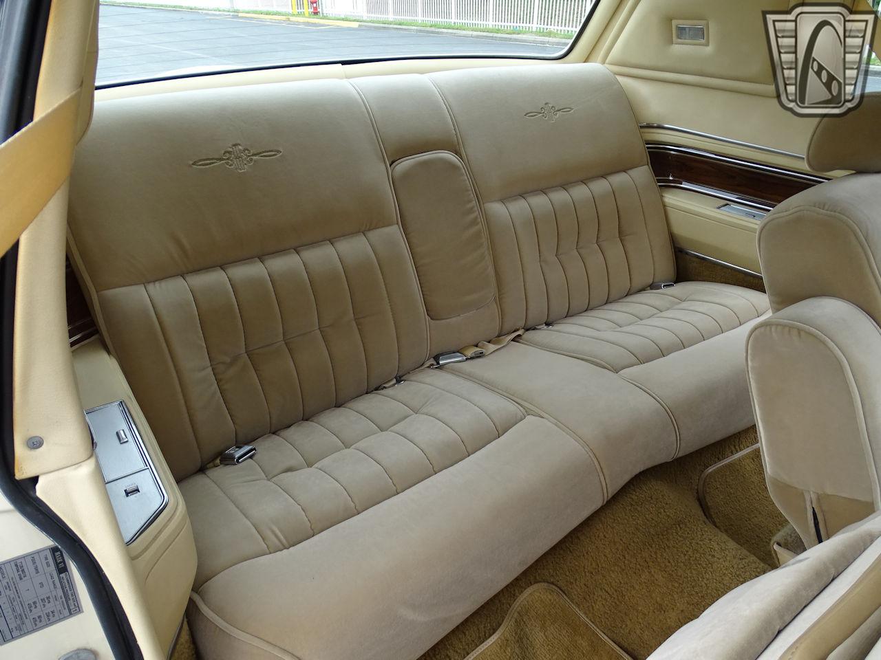 1983 Lincoln Continental 75