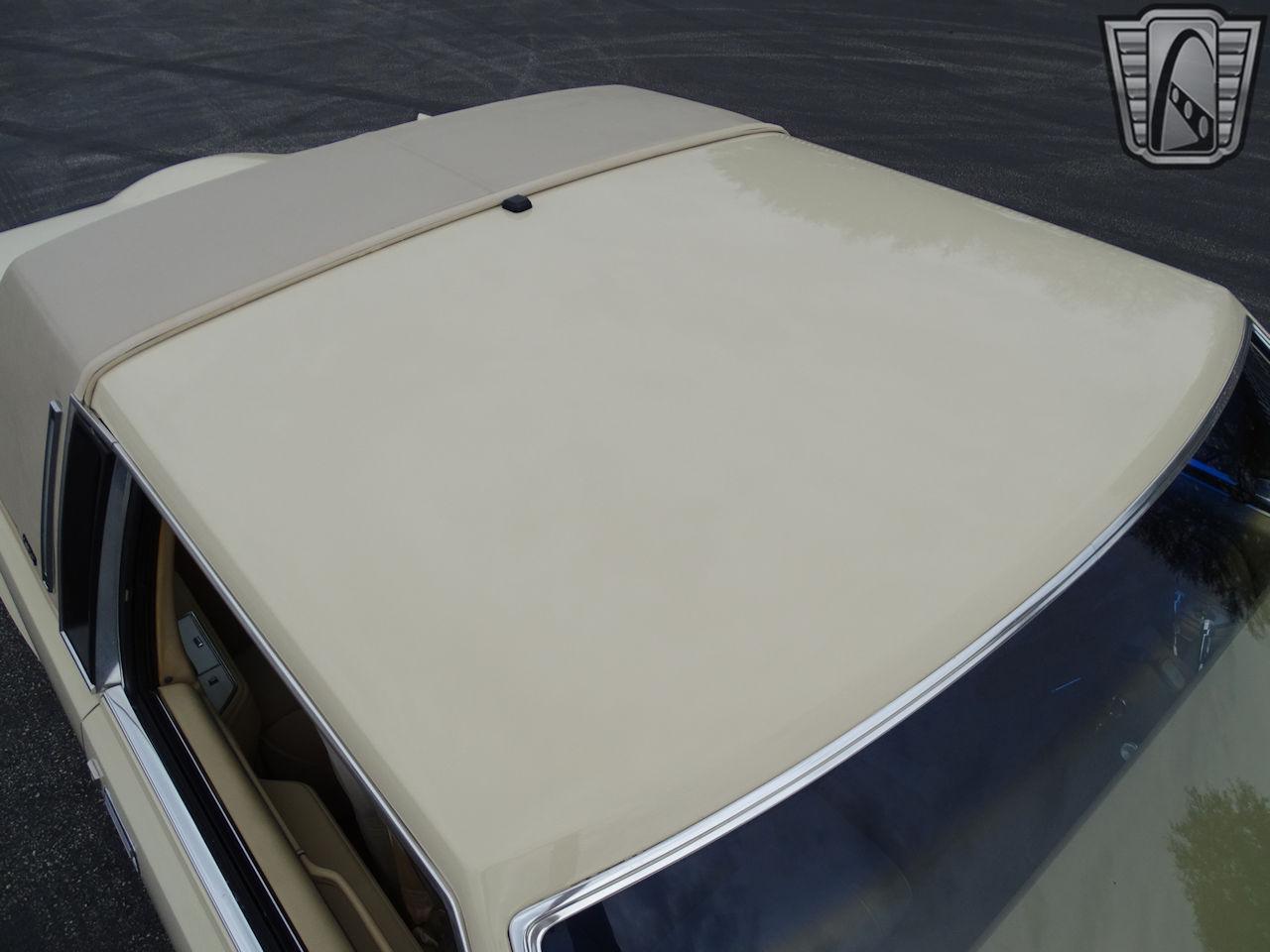 1983 Lincoln Continental 77