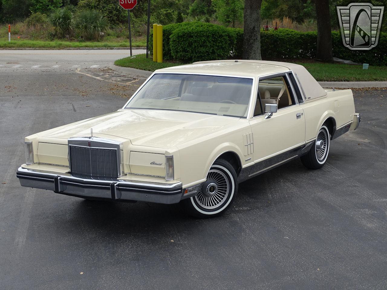 1983 Lincoln Continental 78