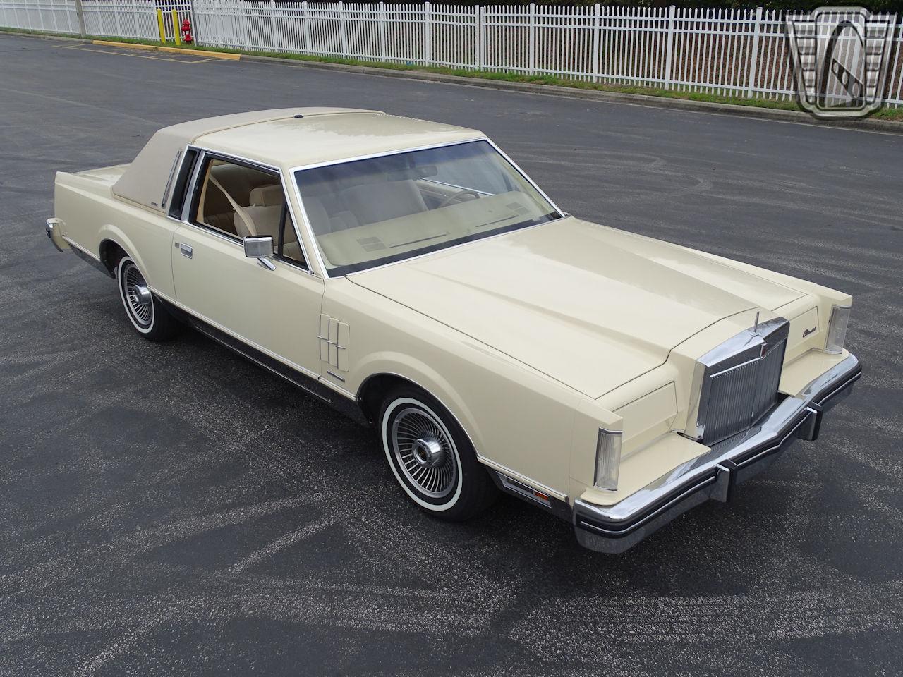 1983 Lincoln Continental 88