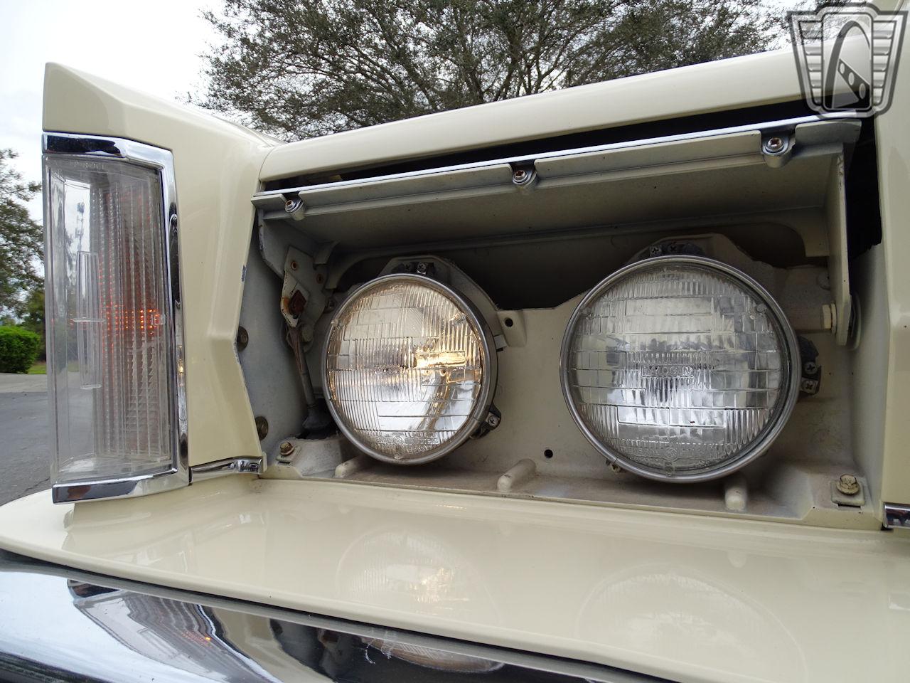 1983 Lincoln Continental 90