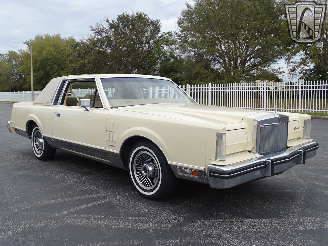 1983 Lincoln Continental 92