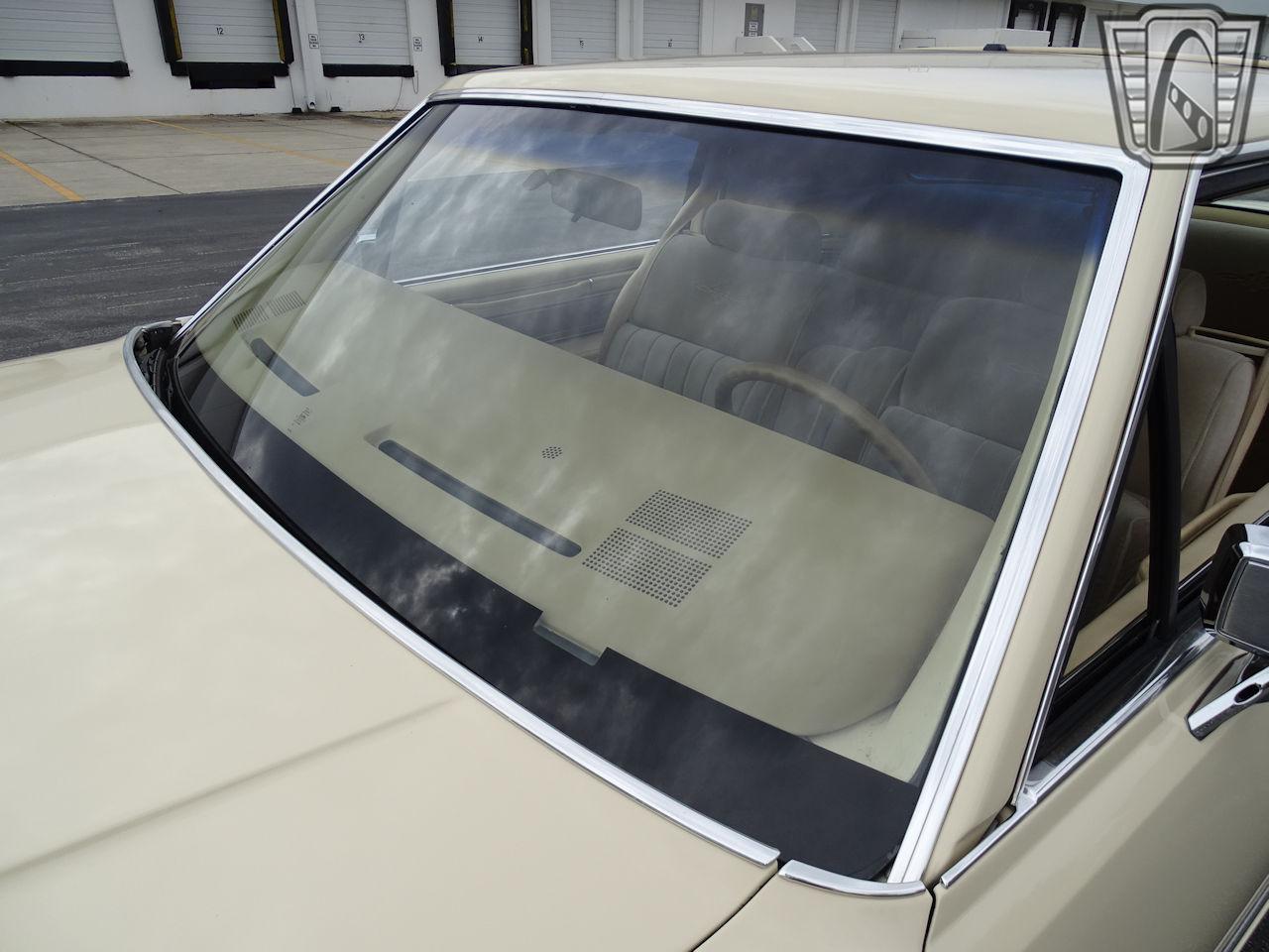 1983 Lincoln Continental 93