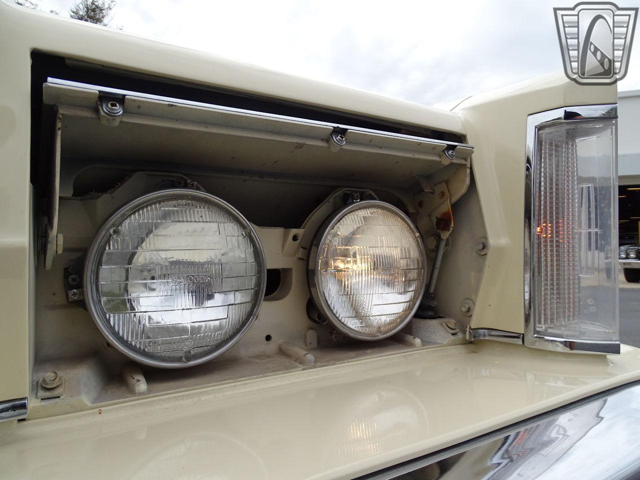 1983 Lincoln Continental 94