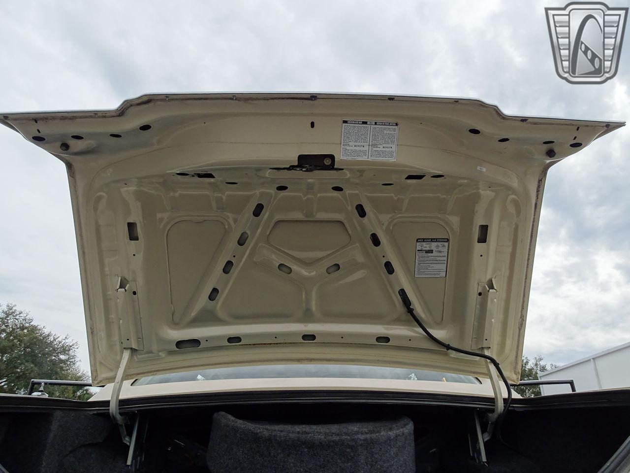 1983 Lincoln Continental 95