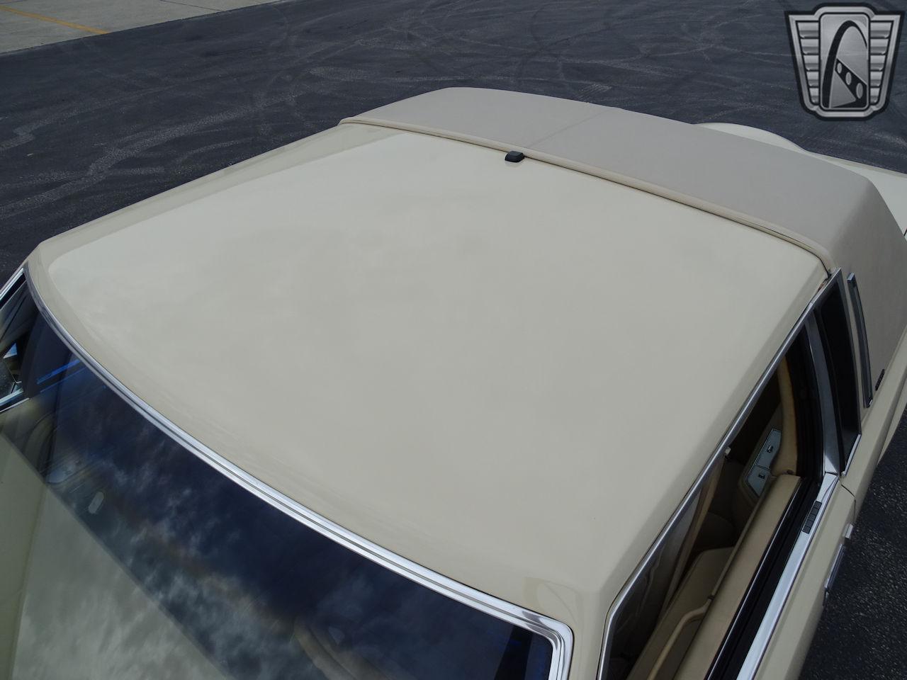 1983 Lincoln Continental 97