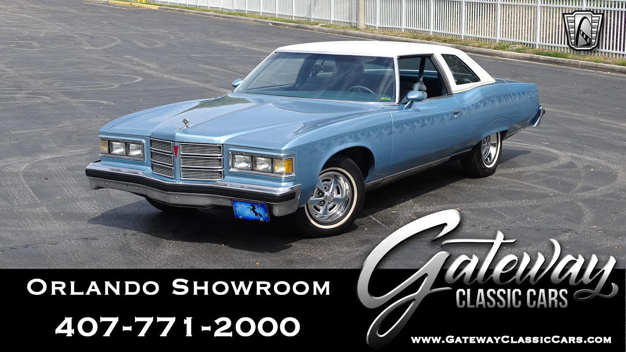 Used 1976 Pontiac Bonneville