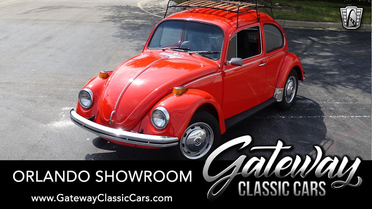 Used 1972 Volkswagen Beetle