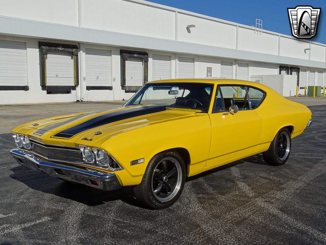 1968 Chevrolet Chevelle 4