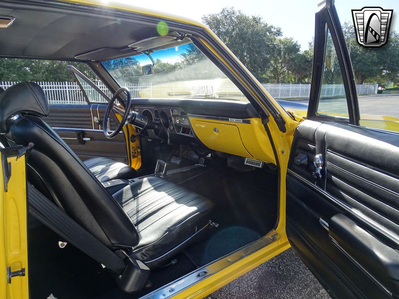 1968 Chevrolet Chevelle 5