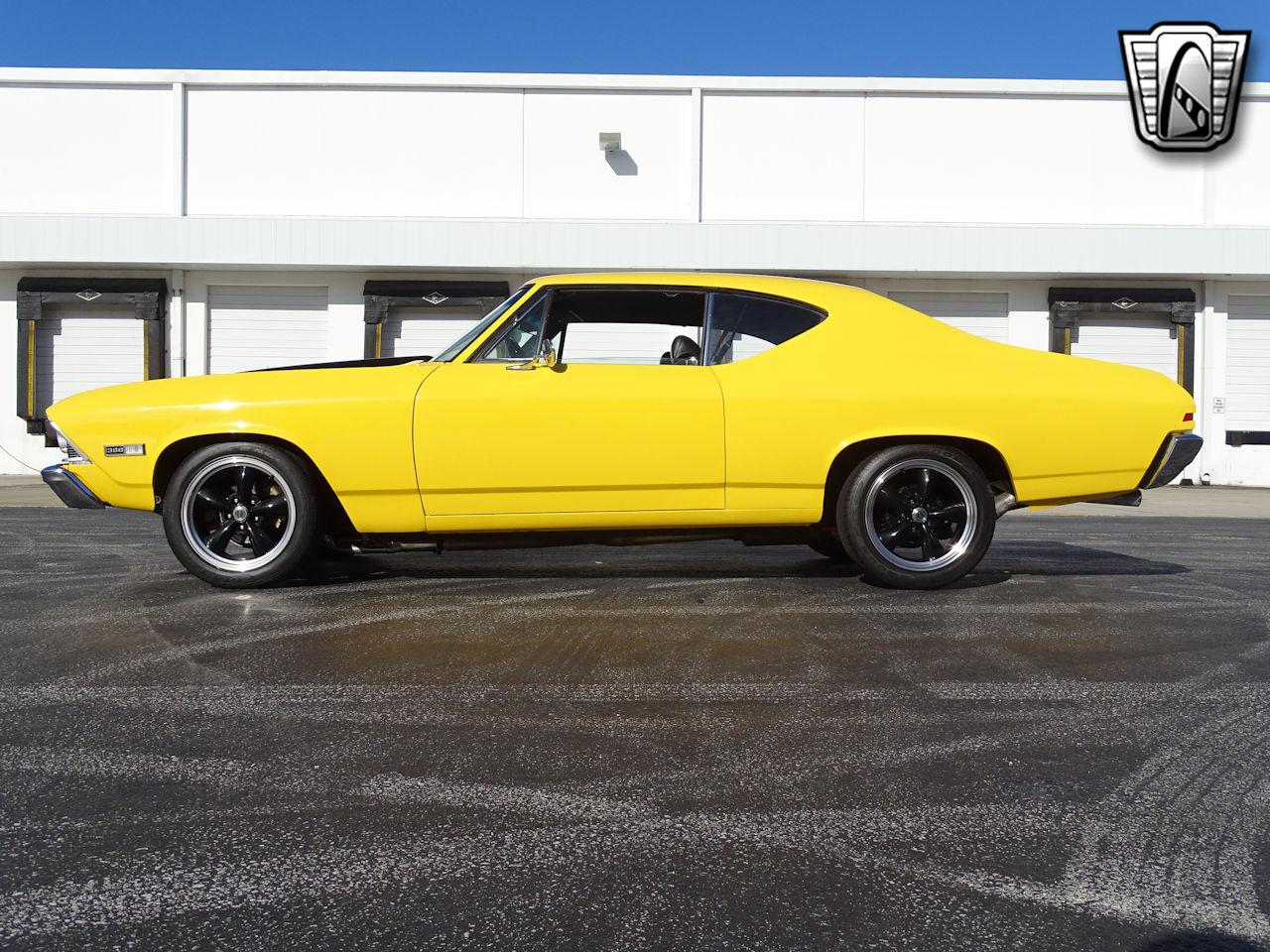 1968 Chevrolet Chevelle 7