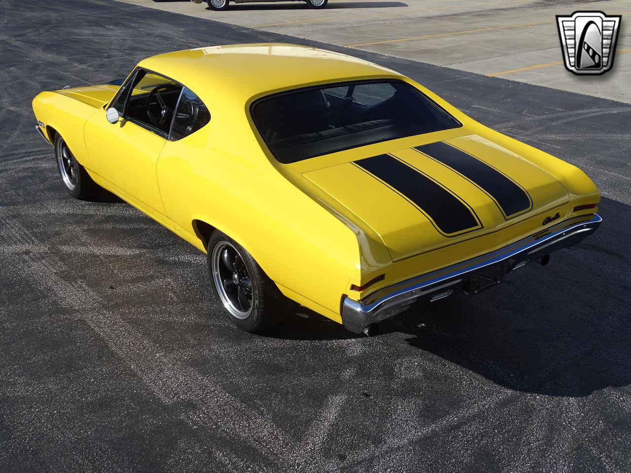 1968 Chevrolet Chevelle 8