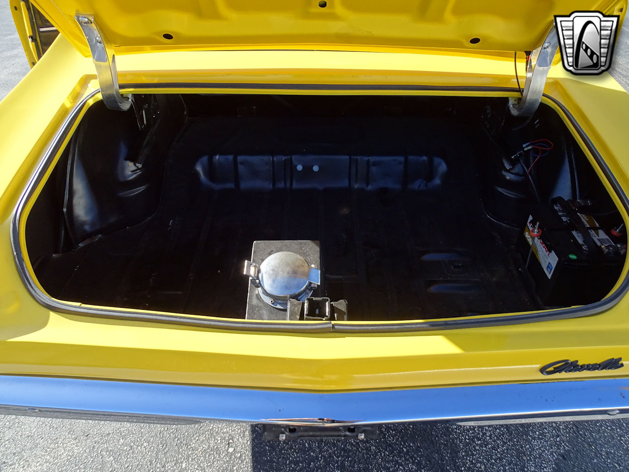 1968 Chevrolet Chevelle 11