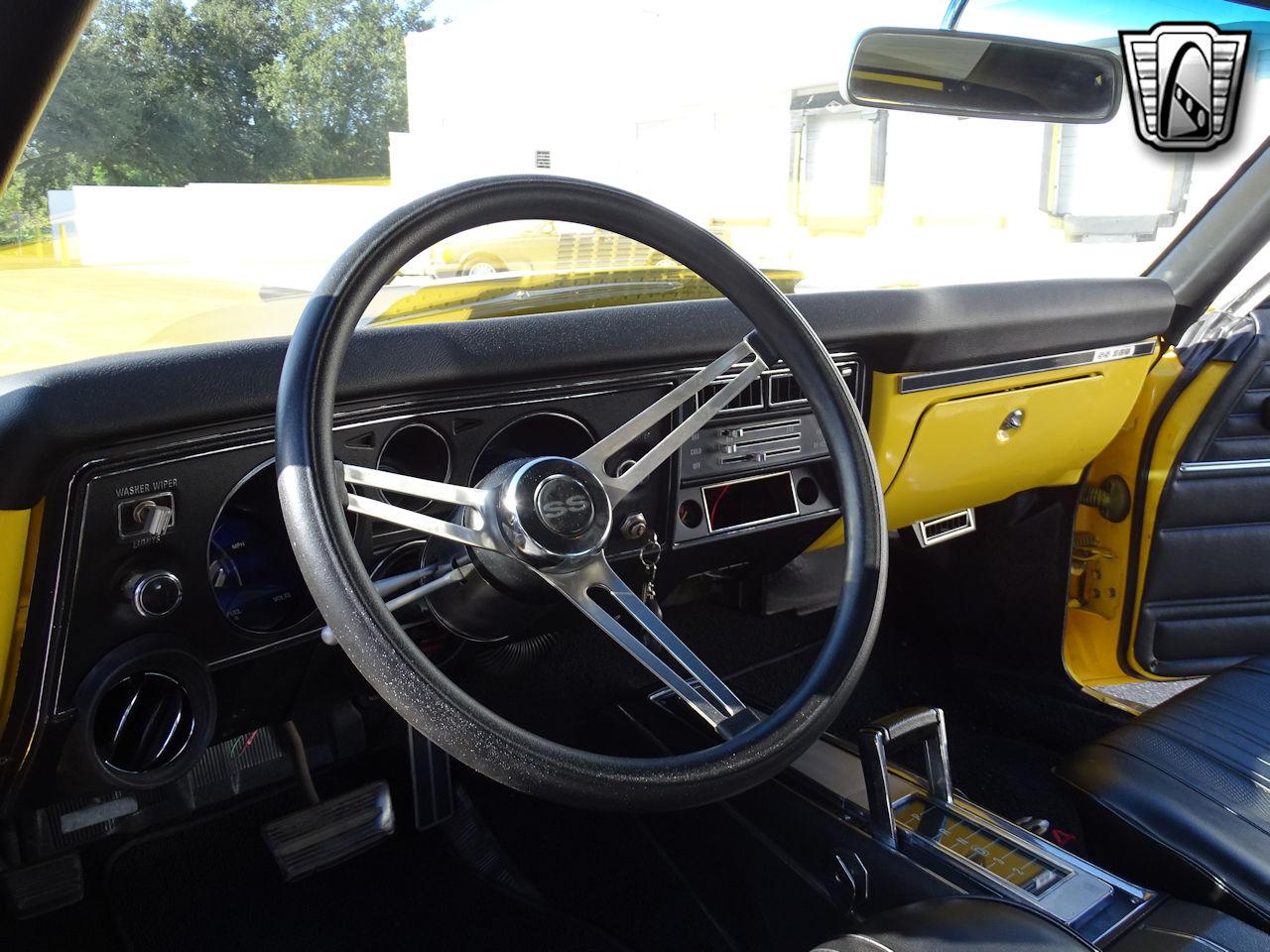 1968 Chevrolet Chevelle 16