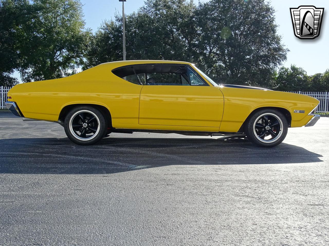 1968 Chevrolet Chevelle 17