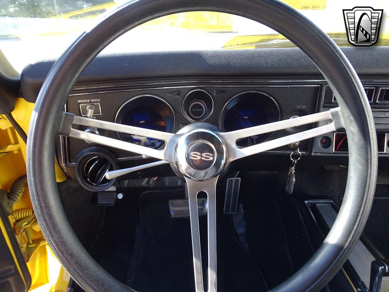 1968 Chevrolet Chevelle 19
