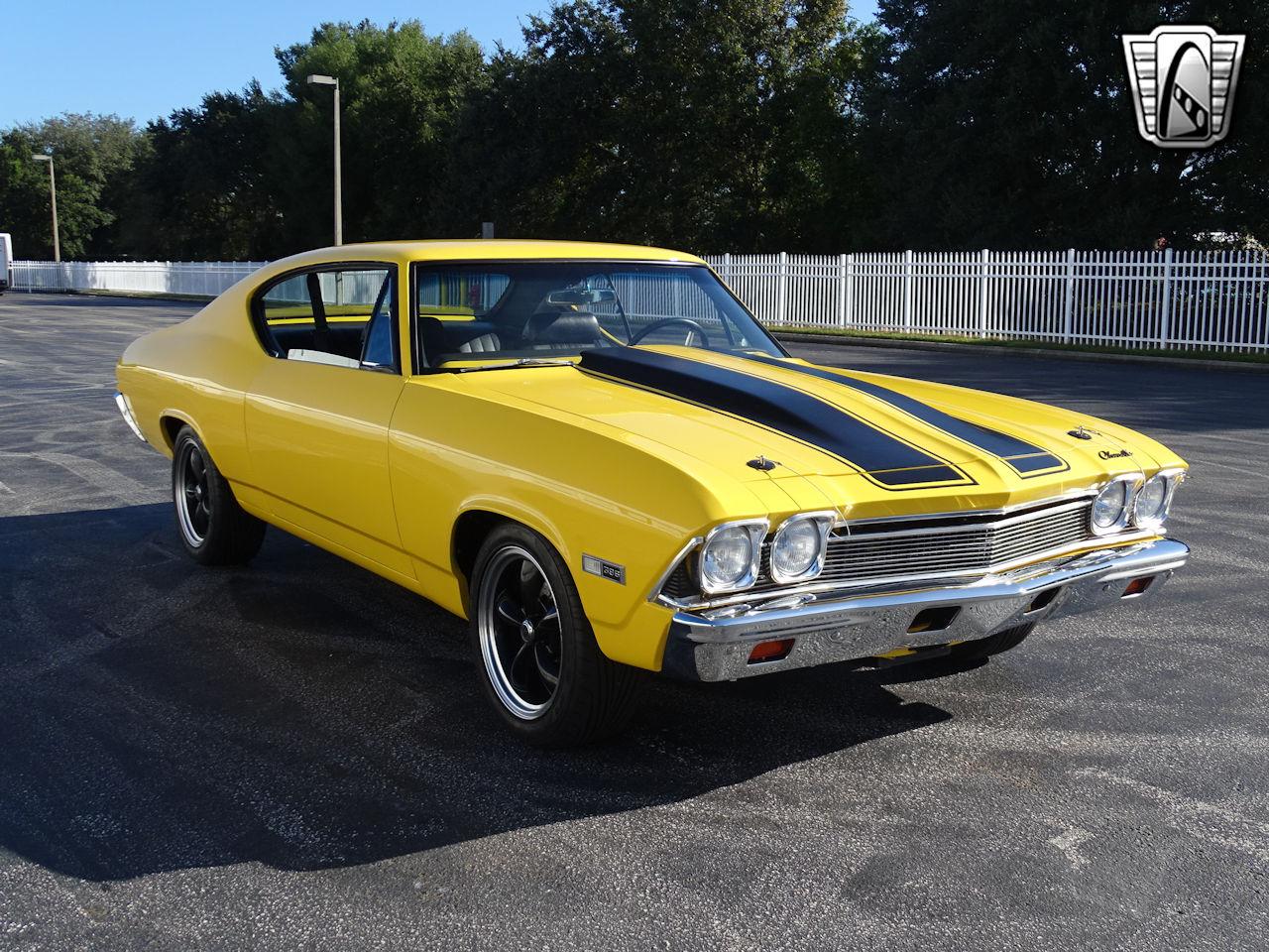 1968 Chevrolet Chevelle 20