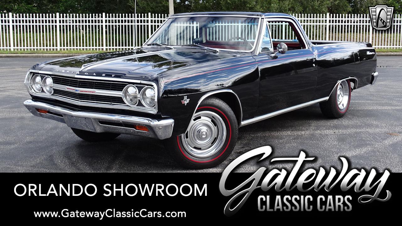 Used 1965 Chevrolet El Camino