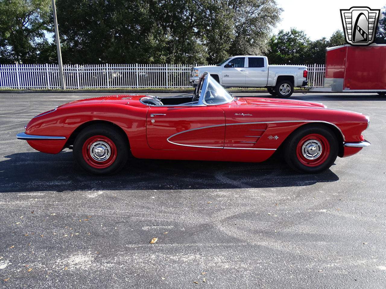 1960 Chevrolet Corvette 2