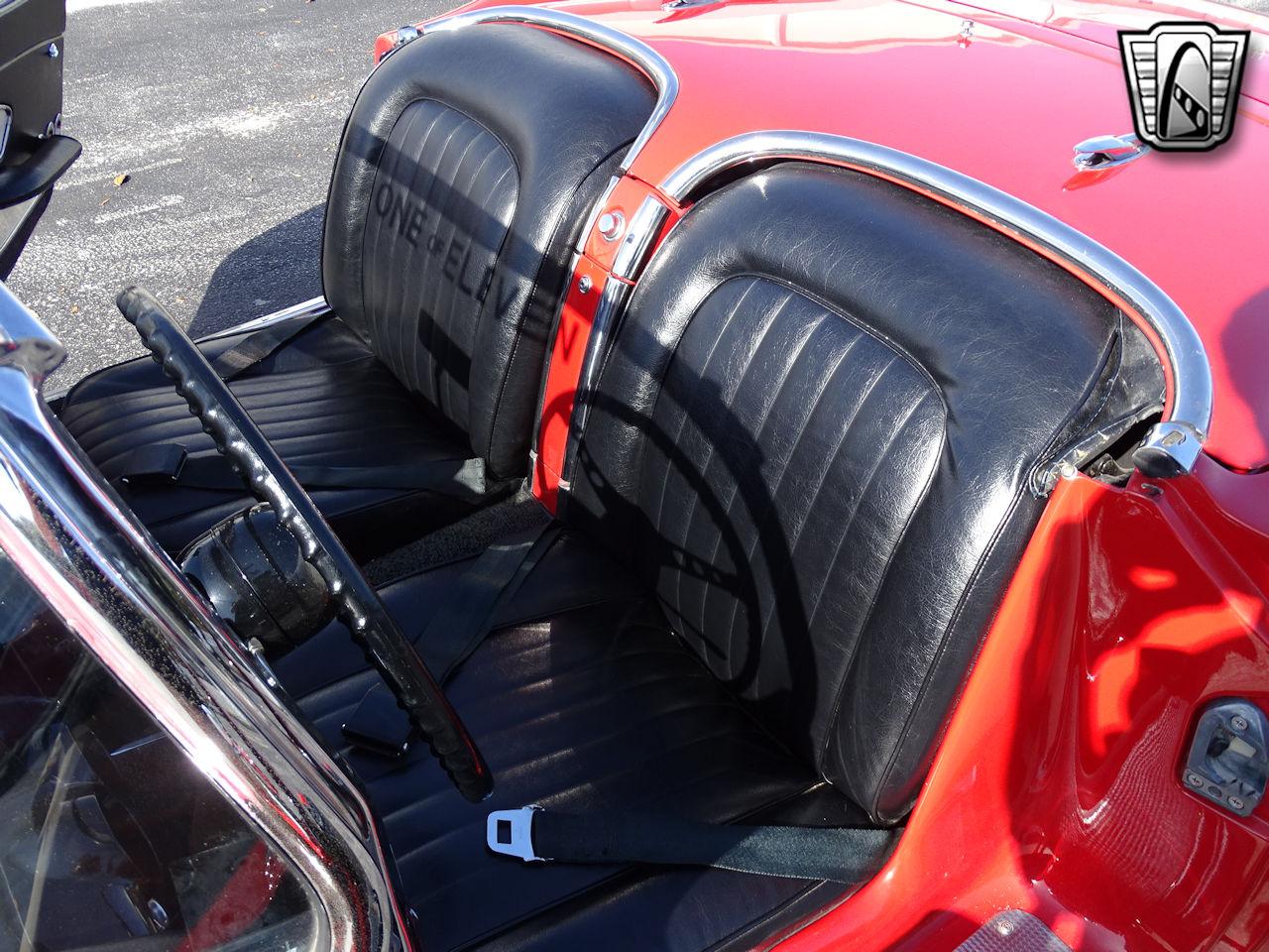 1960 Chevrolet Corvette 11