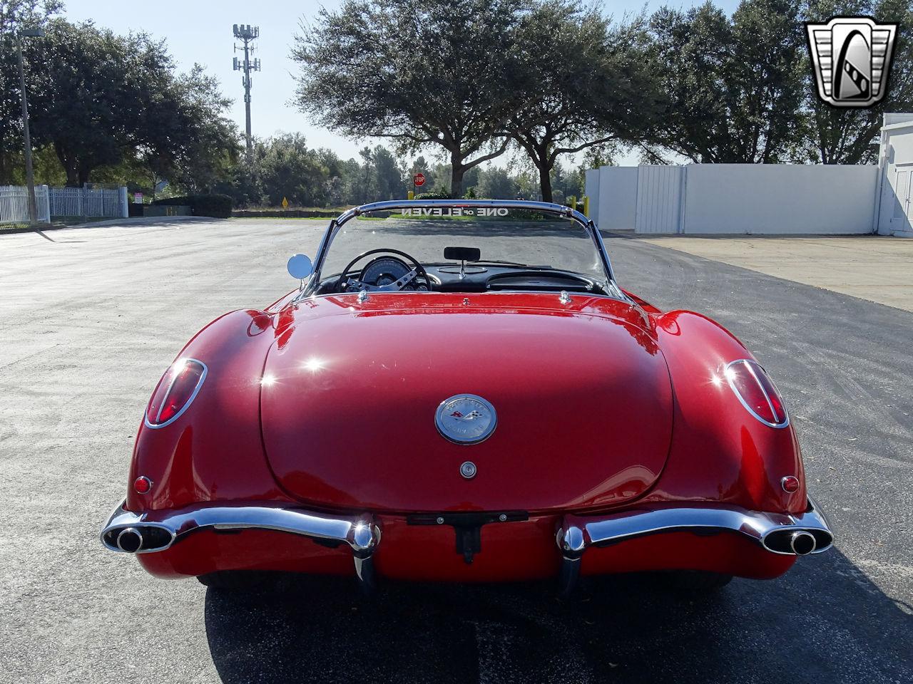 1960 Chevrolet Corvette 17