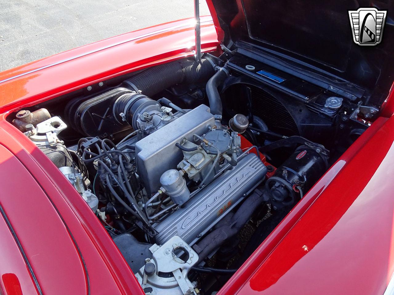 1960 Chevrolet Corvette 19
